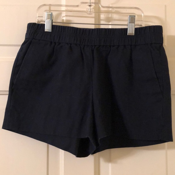 J. Crew Pants - JCrew boardwalk pull on shorts